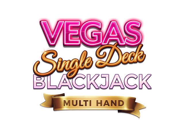 Multihand Vegas Single Deck Blackjack