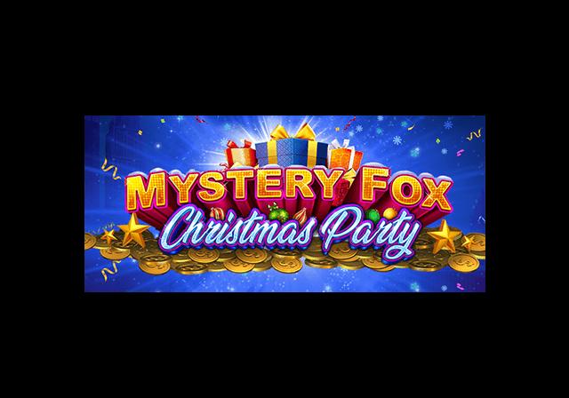 Mystery Fox Xmas Party