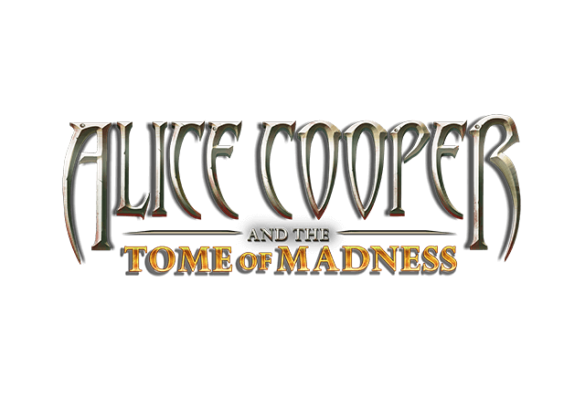 Alice Cooper and the Tome of Madnes
