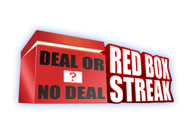 DOND Red Box Streak