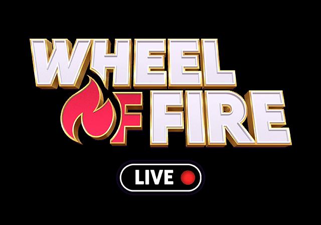 Wheel of Fire Live